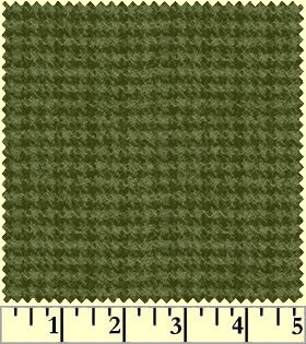Maywood Flannel Woolies F18503 G Houndstooth