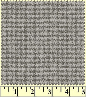 Maywood Flannel Woolies F18503 K Houndstooth