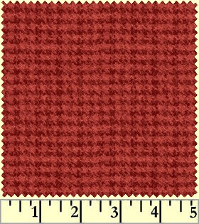 Maywood Flannel Woolies F18503 R Houndstooth