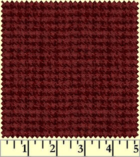 Maywood Flannel Woolies F18503 RJ Houndstooth