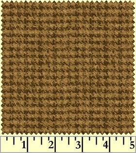 Maywood Flannel Woolies F18503 S Houndstooth