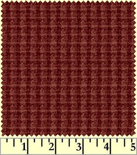 Maywood Flannel Woolies F18504 R Double Weave