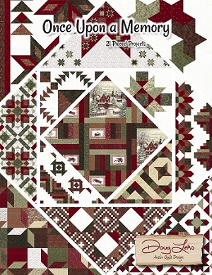 Once Upon a Memory Book, Antler Quilt Design