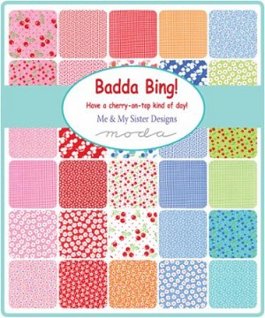 Badda Bing Jelly Roll, Me and My Sister by Moda