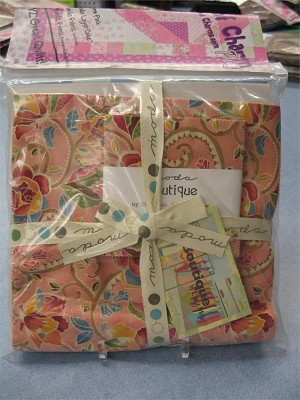 Boutique 16048 24 Layers of Charm Plus One Quilt Kit