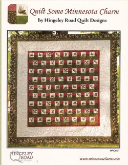 Quilt Some Minnesota Charm Pattern