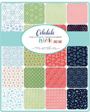 Coledale Layer Cake, Quilt Jane by Moda