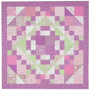 Hopscotch Design from Layers of Charm Book