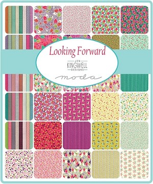 Looking Forward Layer Cake, Jen Kingwell by Moda