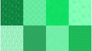 Spectrum Fat Quarter Panel Q4481 31 Emerald, Hoffman