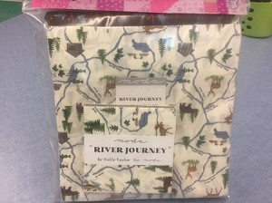 River Journey (Holly Taylor) 6685 22, Layers of Charm Plus One Quilt Kit