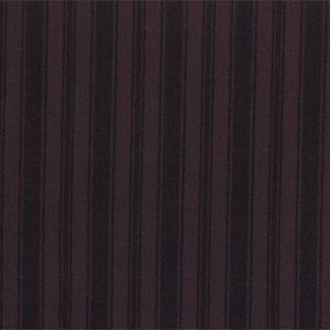 Wool Needle Flannel II 1092 18F Plum Ticking Stripe, Primitive Gatherings b