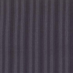 Wool Needle Flannel II 1092 22F Denim Ticking Stripe, Primitive Gatherings by Moda